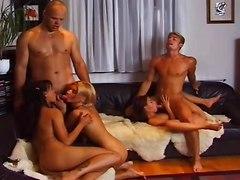 Euro Teen Orgy