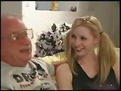 Old Man And 18yo Girl
