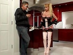 Sexy Slave Gets Cunted And Spanked.