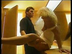 Mature In Bathroom Caught Masturbating
