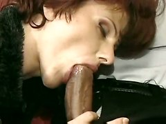 Mature Slut Craves Dude Cock