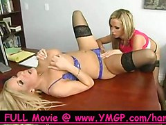 Nikki Benz  Lexi Tyler In Take A Break And Lick My Clit Part