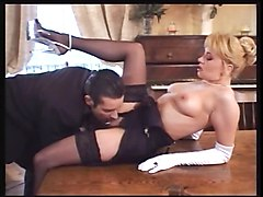 Horny French Couple - Lc06