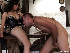 Wild Juliana Nogueira In Bdsm Act