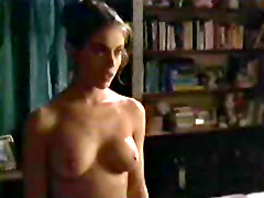 Alyssa Milano - Outer Limits - The Nude Scene