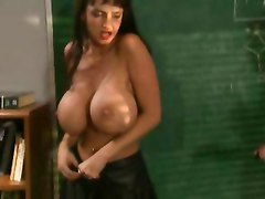 Huge Amazing Tits Getting Punished