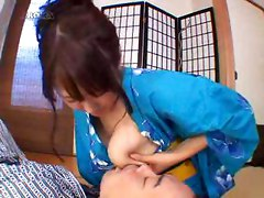 Japanese Lactating Harem 4