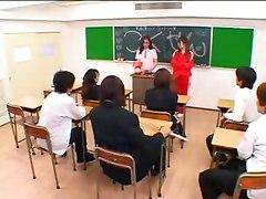 Asian Classroom Orgy ! ( Asian Japanese Japan Asia )
