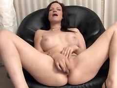 Sexy Chick Bends Over And Takes Toy And Cock