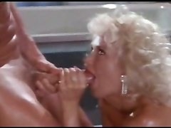 Sexy Blonde Skillful At Mens Satisfaction