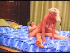 Russian Mom & Boy 01