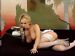 Sat Tv Girl 1   Cc