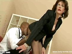 Mature Bitch For Black Dick