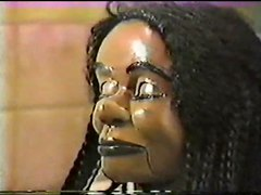 Black Devil Doll.clip 1 Uploaded By Beachbootyman