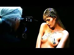 Bunch Of Hot Naked Models In 2011 Pirelli Calendar Photoshoot