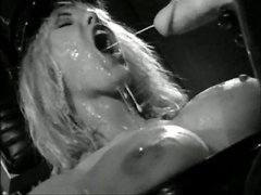 Megasplash Cumshot  Scene From  Ninns Latex Video