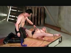 Flogged, Fingered And Toyed