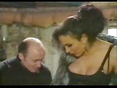 Anita Fucking A Shemale In Fur