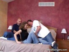 Blondes Swapping Husbands