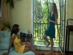 Older Woman Gets Seduced By Young Lesbian - Kurious & Daisy