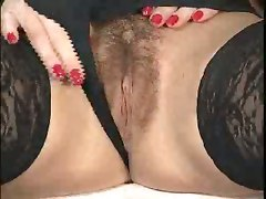 Veronica Zemanova Sexy Striptease