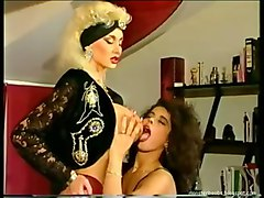 Angelica Bella Fisted By Dolly And Both Fucked