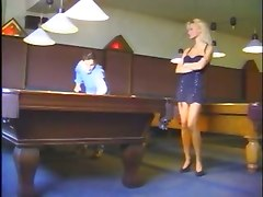 Anita Blondes Dirty Poolhall Story