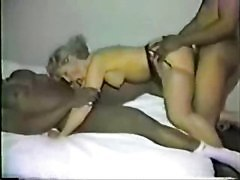 British Girl Interracial Gang Bang