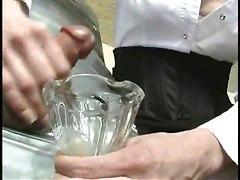 Encased Milking