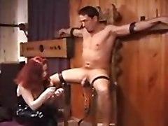 Scrotum Punishment